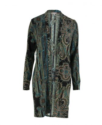 Kimono met boho print 2