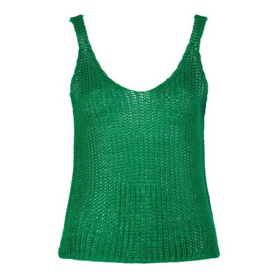 Singlet knitwear