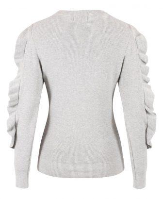 Pastel ruffle sleeve 4