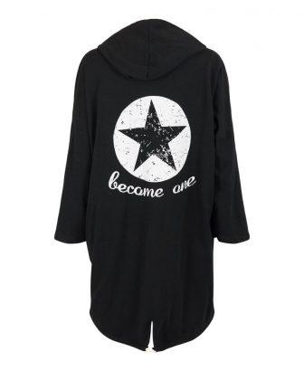 Vest met capuchon 6